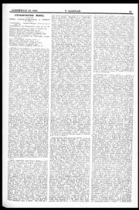 CYFARFODYDD MISOL |1910-07-13|Y Goleuad - Welsh Newspapers