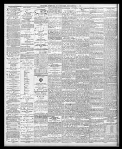 VITAL STATISTICS  I|1892-11-09|Evening Express - Welsh