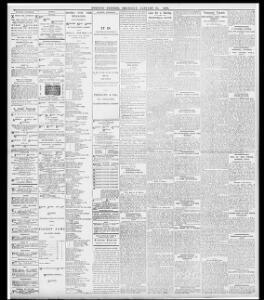 KILLED u'lTll A VQliElL|1896-01-30|Evening Express - Welsh