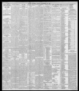 STOP PRESS  |1896-09-29|Evening Express - Welsh Newspapers