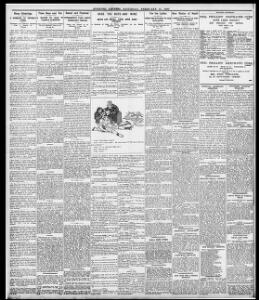 News GleaningsI|1897-02-13|Evening Express - Welsh