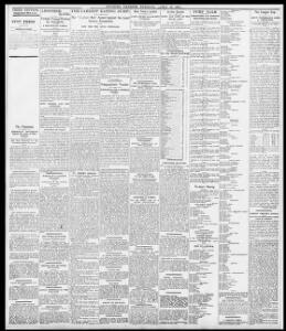 I STOP PRESS 1897-04-13 Evening Express - Welsh Newspapers