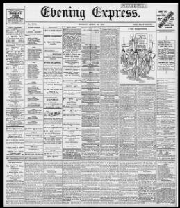 Advertising 1897-04-26 Evening Express - Welsh Newspapers