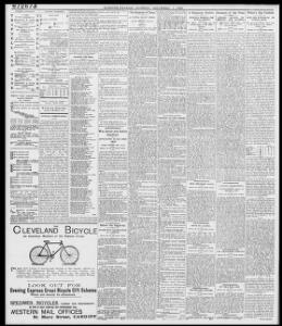 Advertising 1897-12-07 Evening Express - Welsh Newspapers Online