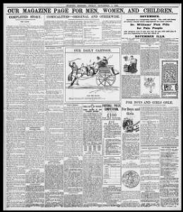 Advertising 1898-11-04 Evening Express - Welsh Newspapers