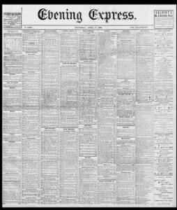 Advertising|1899-04-06|Evening Express - Welsh Newspapers