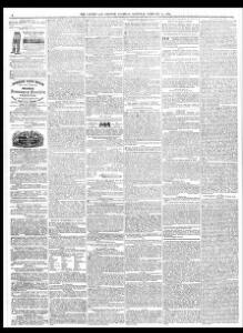 Advertising 1856-02-16 The Cardiff and Merthyr Guardian