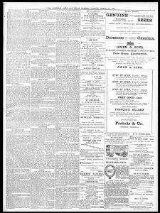 BORTH  1894-03-30 The Cambrian News and Merionethshire