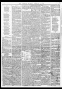 BYGON'ES |1883-02-02|The Cambrian - Welsh Newspapers Online