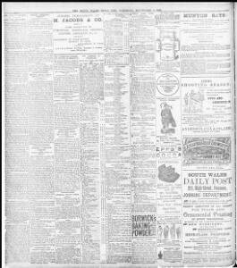 No title] 1898-09-03 The South Wales Daily Post - Welsh