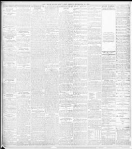 HAMILTON PARK MEETING |1898-11-18|The South Wales Daily Post