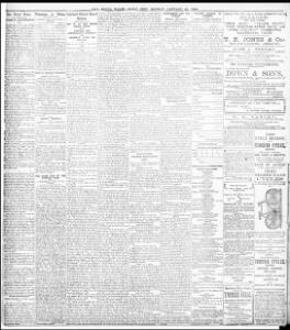 Our Short Story   |1899-01-23|The South Wales Daily Post