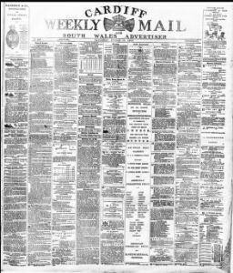 Advertising 1880-08-14 Weekly Mail - Welsh Newspapers Online