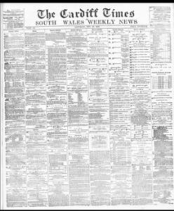 Advertising 1876-11-18 The Cardiff Times - Welsh Newspapers Online