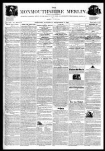 Advertising|1842-12-17|Monmouthshire Merlin - Welsh
