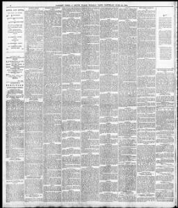 RHYMNEY  1885-06-27 The Cardiff Times - Welsh Newspapers