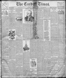 THE CAUSE OF WOMAN|1894-02-10|The Cardiff Times - Welsh