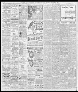 Advertising 1901-10-19 The Cardiff Times - Welsh Newspapers