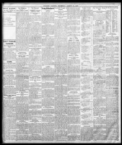 Advertising|1899-08-10|Evening Express - Welsh Newspapers Online