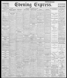 Advertising|1899-11-23|Evening Express - Welsh Newspapers Online