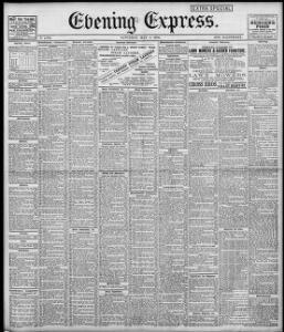Family Notices|1901-05-04|Evening Express - Welsh Newspapers