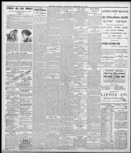 STOMACH AND LIVER TROUBLES |1901-09-21|Evening Express