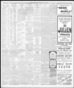 SPORTING |1902-06-14|Evening Express - Welsh Newspapers