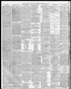 CARMARTHEN STEEPLE-CHASES |1873-02-06|South Wales Daily News - Welsh