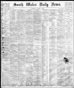 Advertising|1878-10-03|South Wales Daily News - Welsh Newspapers