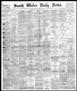 Advertising|1879-01-23|South Wales Daily News - Welsh Newspapers