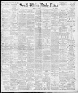 Advertising|1881-07-05|South Wales Daily News - Welsh