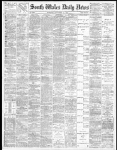Advertising|1884-11-11|South Wales Daily News - Welsh