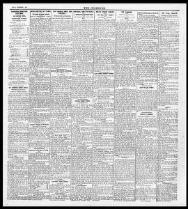 THE TREMADOC SCHOOL REVOLT |1910-11-04|The North Wales