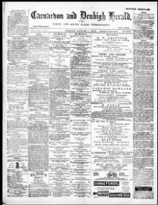 Advertising|1903-08-07|Carnarvon and Denbigh Herald and