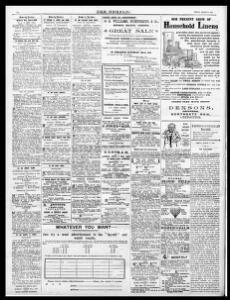 FRIDAY, MAlROH 11, 1910 |1910-03-11|Carnarvon and Denbigh