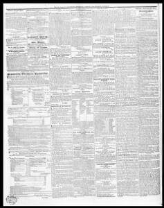 Advertising 1836-10-22 The Glamorgan Monmouth and Brecon Gazette and
