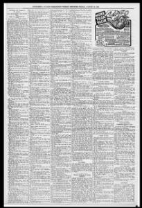 The Motor Car Tragedy at St  Clears |1908-08-28|The