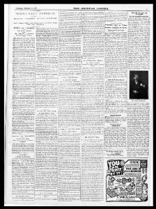 FISHING AND WRESTLING |1910-12-31|Rhondda Leader Maesteg Garw and