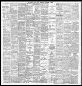 CONGESTED TRAFFIC |1886-11-17|South Wales Daily News - Welsh