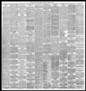 LONDN LETTER   |1887-08-15|South Wales Daily News - Welsh
