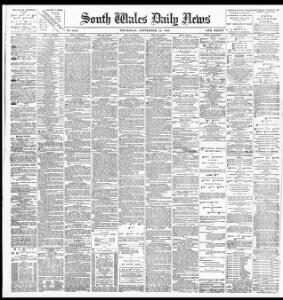 Advertising|1887-09-15|South Wales Daily News - Welsh