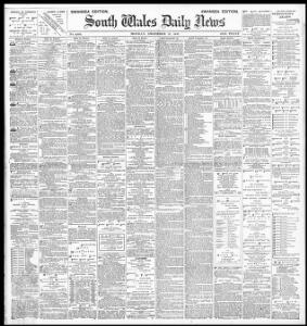 Advertising|1887-12-19|South Wales Daily News - Welsh Newspapers