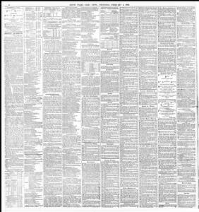 WRECKS AND CASUALTIES |1889-02-07|South Wales Daily News