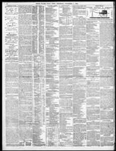 WRECKS AND CASUALTIES |1892-12-01|South Wales Daily News - Welsh