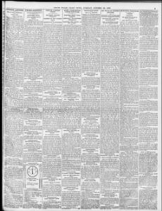 SIR WILLIAM DAVIES'S AFFAIRS   |1895-10-29|South Wales Daily News