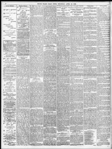 WELSH GOSSIP |1896-04-16|South Wales Daily News - Welsh Newspapers