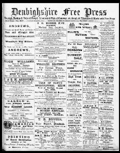 Advertising|1904-08-06|Denbighshire Free Press - Welsh