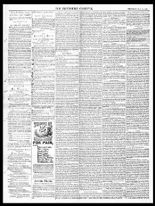 HOLYWELL |1885-01-29|Flintshire Observer Mining Journal and