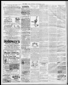Advertising 1903-11-28 Denbighshire Free Press - Welsh