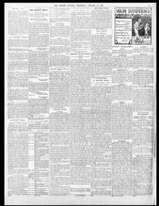 WREXHAM |1906-01-24|The Chester Courant and Advertiser for